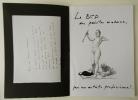 BCD DU PEINTRE MODERNE.. YLIPE ( Philippe Labarthe).