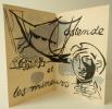 OSTENDE ET LES MINEURS. Invitation au vernissage le 15 mars 1949 de l'exposition Ostende et les mineurs à la Galerie de France.. [PIGNON (Edouard)]