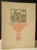 LA NUIT DE NOËL DE 1914. Drame pour patronages en un acte. Avec un frontispice par Ste Marie Perrin.. CLAUDEL (Paul)