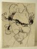 ALEXIS DE KERMOAL. Gravures. Catalogue de l'exposition rétrospective des gravures chez Arsène Bonafous-Murat en 2004. . KERMOAL