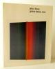 PEREZ FLORES. Catalogue de l'exposition présentée du 16 Septembre au 14 octobre 1981 à la galerie Denise René à Paris.  . [ART CINETIQUE]