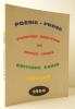 POESIE – PROSE  PEINTRES ET GRAVEURS DE NOTRE TEMPS. Catalogue n° 11.. [SURREALISME]  LIBRAIRIE NICAISE.