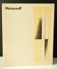 MANSOUROFF. Catalogue de l'exposition organisée au Musée d'Art Moderne de La Ville de Paris du 12 décembre 1972 au 29 janvier 1973.. MANSOUROFF (Paul)