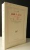 JOURNAL INTIME DE L'ANNEE 1866. Texte intégral publié pour la première fois avec une introduction et des notes par Léon Bopp.. AMIEL (H.-F.)