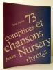 73 COMPTINES ET CHANSONS NURSERY RHYMES.. PARISOT (Henri)