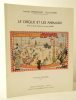 LE CIRQUE ET LES ANIMAUX. Affiches de la collection Jacques Letellier. Catalogue de la vente d'une collection de plus de 180 affiches de cirque, le ...