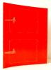 RAYNAUD. Catalogue de l'exposition présentée en 1968 et 1969 à travers l'Europe (Stedelijk Museum - Moderna Museet – CNAC). [RAYNAUD (Jean-Pierre)]