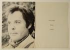 OTTO HAHN PRESENTE AVERTY. Invitation au vernissage de l'exposition Otto Hahn chez Denise Breteau du15 au 31 mai 1971.. [HAHN (Otto)]