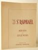 St RAPHAEL. Récits et légendes recueillis par Antoine Barrière.. [SAINT-RAPHAEL] BARRIERE (Antoine)