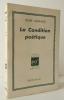 LA CONDITION POETIQUE. . MENARD (René).