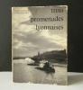 TROIS PROMENADES LYONNAISES. .   [PHOTOGRAPHIE]  DEMILLY et COLLIARD.