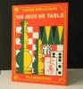100 JEUX DE TABLE. .   BERLOQUIN (Pierre).      [JEUX de SOCIETE]