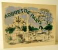 ARBRES DE PARIS. . [PARIS] FONTANAROSA