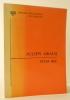 JULIEN GRACQ. Essai de bibliographie 1938-1972. . [GRACQ] HOY (Peter)