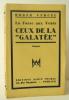 """LA FOSSE AUX VENTS - CEUX DE LA """"GALATEE"""".. VERCEL (Roger)"""