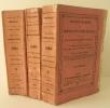 NOUVEAUX ELEMENTS DE MEDECINE OPERATOIRE accompagnés d'un atlas de 20 planches in-4° gravées. . VELPEAU (Alf.-A.-L.-M.)