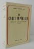 LA CARTE IMPERIALE. Histoire de la France outre-mer 1940-1945.. MARTIN DU GARD (Maurice)
