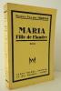 MARIA FILLE DE FLANDRE.. VAN DER MEERSCH (Maxence)