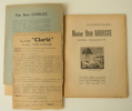 MONSIEUR HENRI BARBUSSE. Ecrivain communiste (?).. [HUMBLES (Les)]