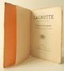 LA CAGNOTTE. Comédie-vaudeville en cinq actes.. LABICHE (Eugène), DELACOUR (A.)