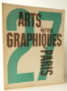 ARTS ET METIERS GRAPHIQUES. N° 27. 15 janvier 1932.. REVUE