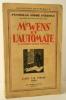 MR WENS ET L'AUTOMATE (L'ennemi sans visage).. STEEMAN (Stanislas André)