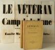 LE VETERAN DU CAMP DE LA LUNE. Scènes de la vie militaire.. MARCO DE SAINT-HILAIRE (Emile)