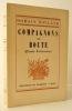 COMPAGNONS DE ROUTE (Essais littéraires).. ROLLAND (Romain)