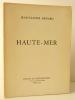 HAUTE-MER.. RENARD (Jean-Claude)