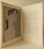 PHILIBERT-CHARRIN. Peinture – Collages 1968. catalogue de l'exposition de l'artiste à la galerie Kriegel en 1968. . NOURISSIER (François)