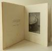 PRINCETEAU 1843-1914. Professeur et ami de Toulouse-Lautrec. Sa vie, son oeuvre.. MARTRINCHARD (Robert)