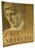 ART ET MEDECINE – DECEMBRE 1931.. [BORDEAUX] MAURIAC (François)