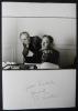 ROBERT GIRAUD ET ROBERT DOISNEAU. Photographie originale.. [PHOTOGRAPHIE] MONIER (Louis)