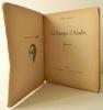 LA LAMPE D'ALADIN. Poèmes.. COCTEAU (Jean)