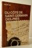 DU CÔTÉ DE SAINT-GERMAIN DES PRES.. JAY (Salim)