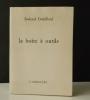 LA BOITE A OUTILS. . DUBILLARD (Roland).