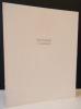 PEVSNER 31 DESSINS. Catalogue de l'exposition présentée par la Galerie Pierre Brullé en 1998.. [PEVSNER]