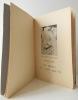 MON VIEIL AMBERT. Préface d'Henri Pourrat. Bois gravé de F. Angeli. Dessins de Nanie Vernet.. [AUVERGNE] BARNICAUD (Gab)