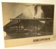 DENNIS OPPENHEIM. Catalogue de l'exposition organisée en décembre-janvier 1980 à Paris ARC/MAM.. [OPPENHEIM]