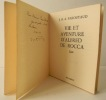 VIE ET AVENTURE D'ALFRED DE ROCCA. Suite. . PAROUTAUD (J.M.A.)