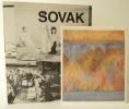 SOVAK. Catalogue consacré au peintre Pravoslav Sovak par la Galerie Ditesheim à l'occasion de la Fiac 84.. KUNDERA (Milan)