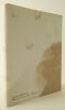 A TABLE ! Les cinq sens convoqués autour de la table : vaisselle et couverts de François Bauchet.. [BAUCHET (François] RUBINI (Constance)