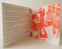 METCALF. Carton d'invitation au vernissage de l'exposition James Metcalf à la Galerie J. 8, rue de Montfaucon à Paris, le 9 mai 1962. . METCALF ...