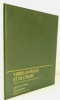 VERRES ANTIQUES ET DE L'ISLAM. Ancienne collection de M.D. Catalogue de la vente par Me Loudmer les 3 et 4 juin 1985 d'une collection de 663 verres ...