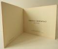 PREFACE AU CATALOGUE RENONCIAT. Catalogue de l'exposition des sculptures de Christian Renonciat à la galerie Alain Blondel en Décembre 1979 à Paris.. ...