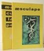 LE MONDE DES MIROIRS. Revue Aesculape, livraisons de février-mars et avril 1962. . BOULLET (Jean)
