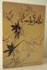 EMILE GALLE. Industriel et poète 1846-1904.. [ARTS DECORATIFS] CHARPENTIER (Françoise-Thérèse)