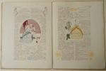 LE TON DE PARIS ou Les Amans de bonne compagnie. Comédie en prose lue à Londres en 1787 par M. Le Texier, et publiée par MM. Auguste Rondel et ...