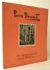 PIERRE DUMONT 1884-1936. Catalogue de l'exposition organisée en mars-avril 1954, The Redfern Gallery à Londres.  . [ECOLE DE ROUEN]