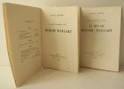 LA VIE DE PHILIPPE DENIS. Madame Maillart – La fin de Madame Maillart. . AVELINE (Claude).